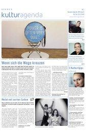Berner Kulturagenda 2012 N°07