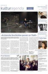 Berner Kulturagenda 2012 N°09