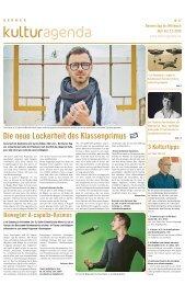 Berner Kulturagenda 2012 N°17