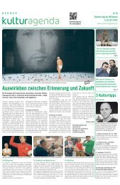 Berner Kulturagenda 2012 N°18