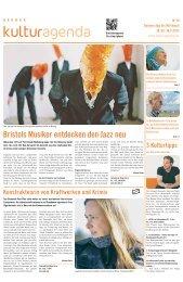 Berner Kulturagenda 2012 N°19