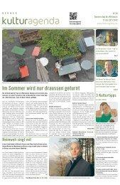 Berner Kulturagenda 2012 N°20