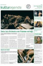 Berner Kulturagenda 2013 N°03