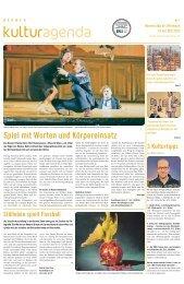 Berner Kulturagenda 2013 N°07