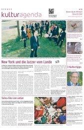 Berner Kulturagenda 2012 N°29