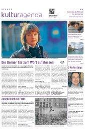 Berner Kulturagenda 2012 N°34
