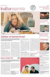 Berner Kulturagenda 2013 N°21