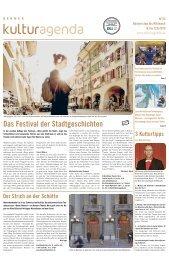 Berner Kulturagenda 2013 N°23