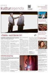 Berner Kulturagenda 2012 N°36