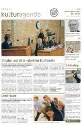 Berner Kulturagenda 2013 N°24