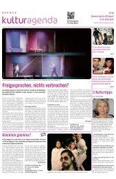 Berner Kulturagenda 2012 N°40