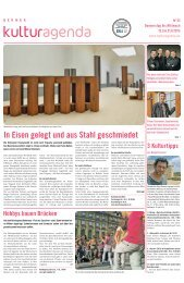 Berner Kulturagenda 2013 N°33
