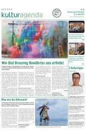 Berner Kulturagenda 2013 N°34