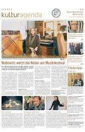 Berner Kulturagenda 2013 N°35