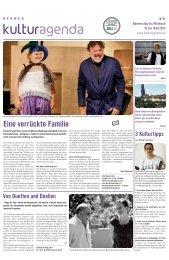Berner Kulturagenda 2013 N°41
