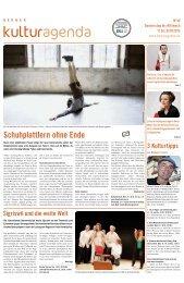 Berner Kulturagenda 2013 N°42