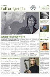 Berner Kulturagenda 2013 N°48