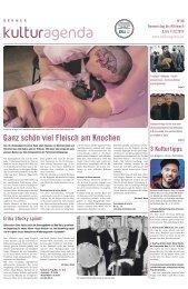 Berner Kulturagenda 2013 N°49