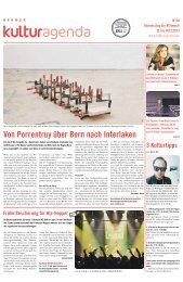 Berner Kulturagenda 2013 N°50