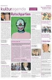 Berner Kulturagenda 2013 N°51