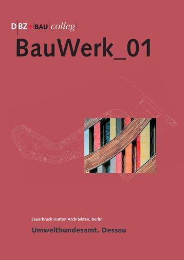 BauWerk_01 - DBZ+BAUcolleg