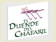 Historia del Hotel rural El duende del Chafaril