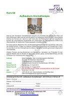 Kurs 01 Praxistag Aromamassage - Seite 4