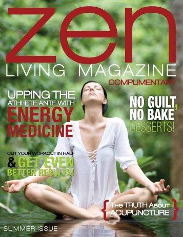 Zen Living Magazine