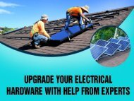 Top notch commercial and solar installation contractors in Hawaii