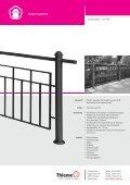 Thieme Stadtmobiliar Füllstabgeländer - Seite 2
