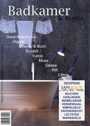 Badkamer en tegels magazine nr 46