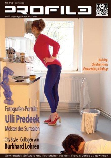 Profile Nr. 2 mit Ulli Predeek und Burkhard Lohren