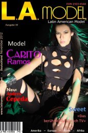 Fashion, Glamour, Magazine LATIN AMERICAN MODEL