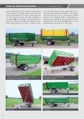 Schwaighofer Fahrzeug- und Landmaschinen GmbH | Anhängerprogramm für Landwirtschaft und Gewerbe - Seite 2