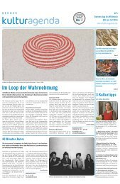 Berner Kulturagenda 2014 N°05