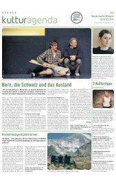 Berner Kulturagenda 2014 N°06