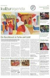 Berner Kulturagenda 2014 N°11