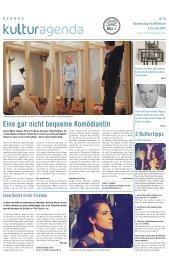 Berner Kulturagenda 2014 N°14