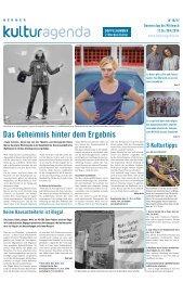 Berner Kulturagenda 2014 N°16