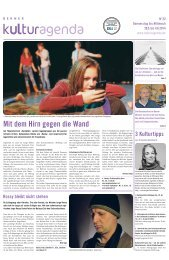 Berner Kulturagenda 2014 N°22