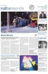 Berner Kulturagenda 2014 N°23