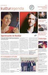 Berner Kulturagenda 2014 N°27