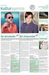 Berner Kulturagenda 2014 N°29