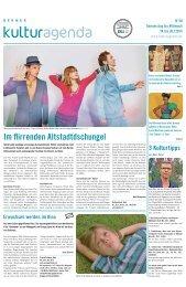 Berner Kulturagenda 2014 N°30