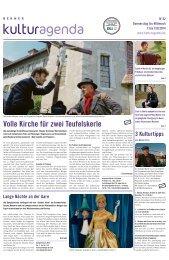 Berner Kulturagenda 2014 N°32