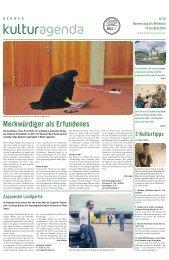 Berner Kulturagenda 2014 N°33