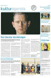 Berner Kulturagenda 2014 N°34