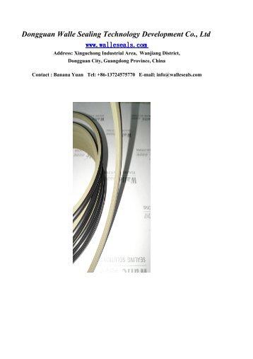 Turcon Roto Glyd Ring-Turcon Stepseal K-Trelleborg Sealing
