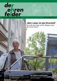 Der Ehrenfelder 56 - August 2014