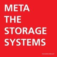 META THE STORAGE SYSTEMS